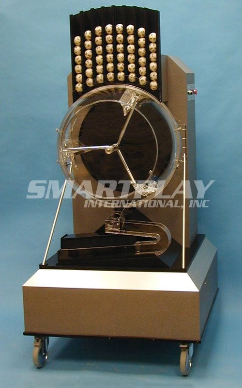 Magnum Ii Lottery Draw Machine Smartplay International