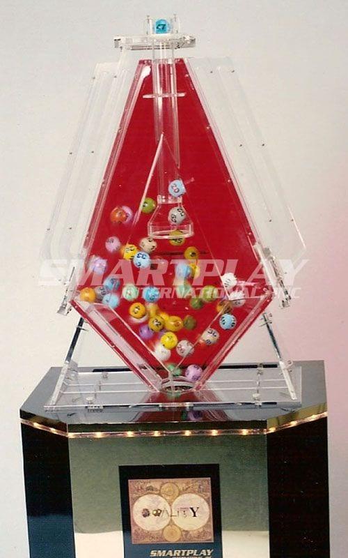Mega Gem Lottery Machine 1