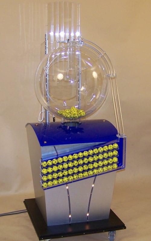 Edgewater Park Nj >> Criterion II Lottery Draw Machine | Smartplay ...