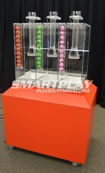 Multi-Pick Lottery Machine   Smartplay International Lottery Systems
