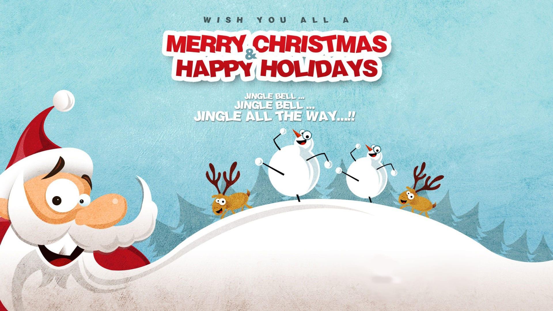 merry christmas tapeten happy ferien smartplay international lotteriesysteme