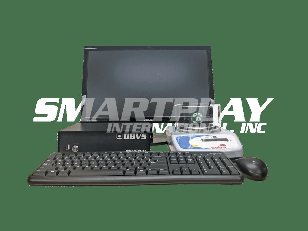 Non RFID DBVS System
