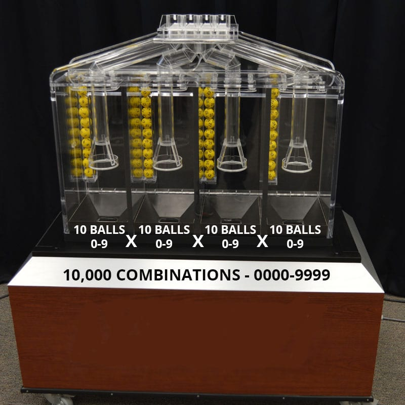 Lottery Machine Ideas for Raffles | Smartplay International Lottery